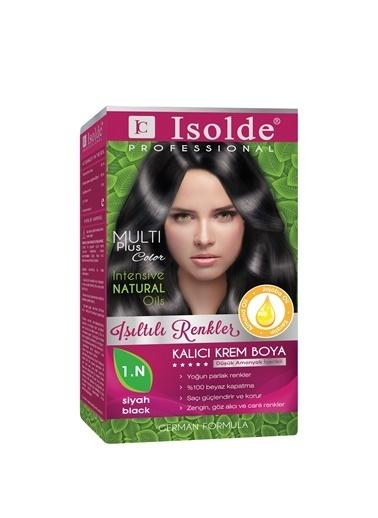 Zigavus Isolde Saç Boyası Siyah 1.N Siyah